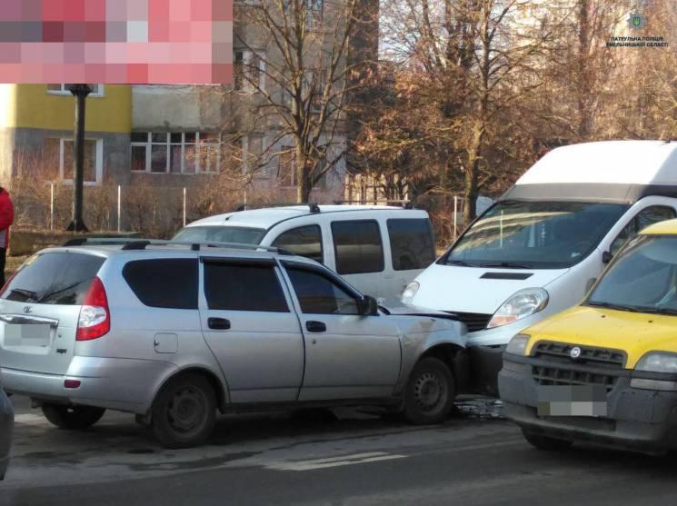 Потенційний убивця: У Хмельницькому ДТП спричинив водій із рекордним вмістом алкоголю в крові