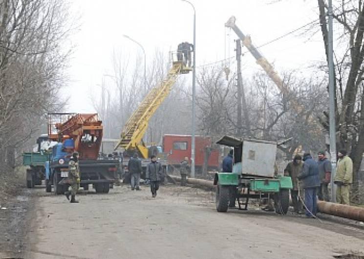 Зневодненим районам Бердянська поновили водопостачання