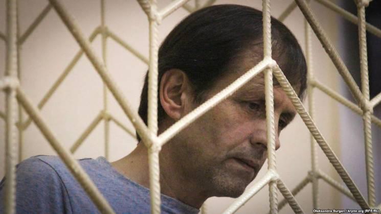 Засуджений у Криму Володимир Балух відзначає день народження