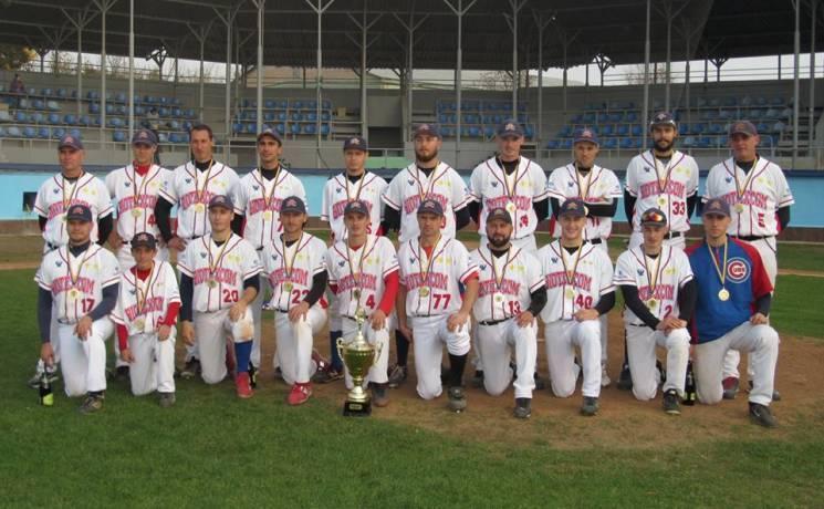 Кропивницькі бейсболісти у складі збірно…