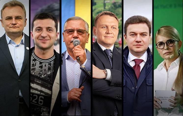 """""""Чудова шістка"""": Яка коаліція проти Порошенка об'єднала Тимошенко і Зеленського"""