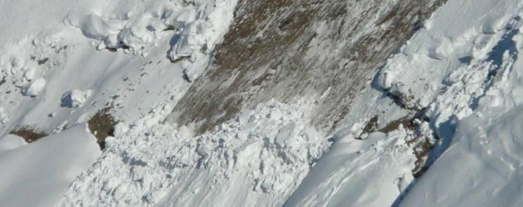 У Карпатах зберігається значна небезпека сходження лавин