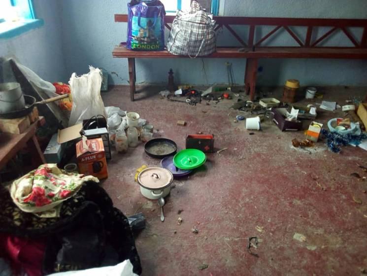На Вінниччині горе-матір притягнуть до відповідальності за антисанітарію в домі (ФОТО)