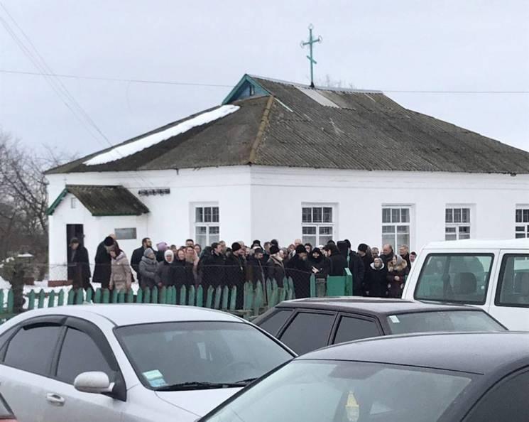 Процес пішов: На Полтавщині перша релігійна громада перейшла до Православної церкви України
