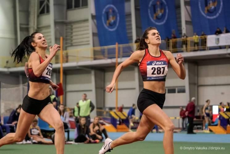 Запорізька спортсменка стала чемпіонкою України з легкої атлетики (ФОТО)