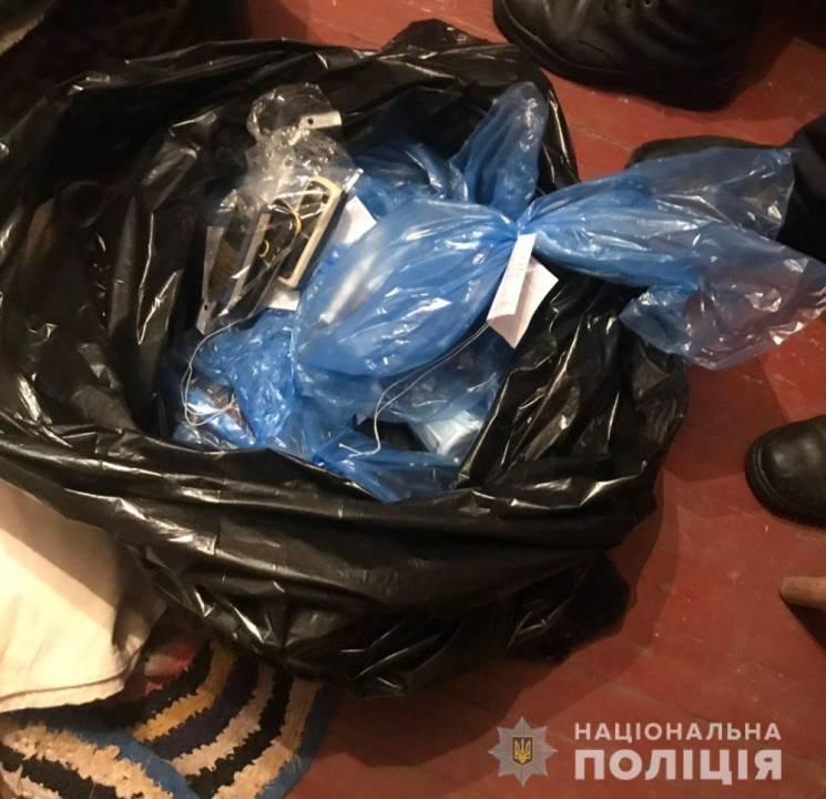 Поліція Полтавщини затримала у Диканьці наркоторговця (ФОТО)
