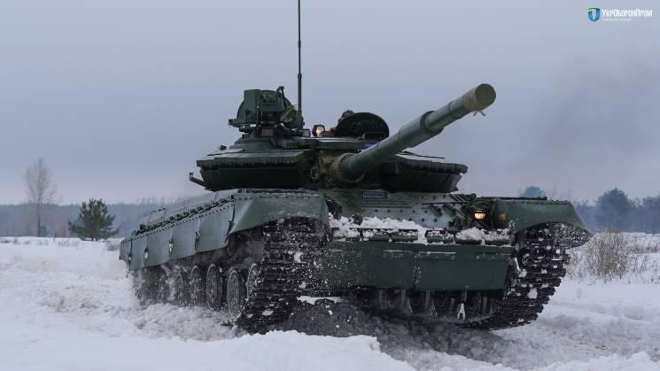 Харківський бронетанковий завод виготовив понад сотню Т-64 зразка 2017 року (ВІДЕО, ФОТО)