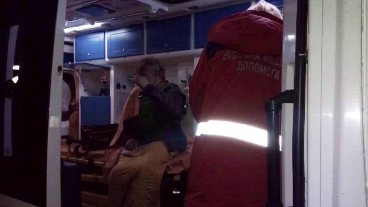 У Кривому Розі на пожежах врятували двох людей (ВІДЕО)