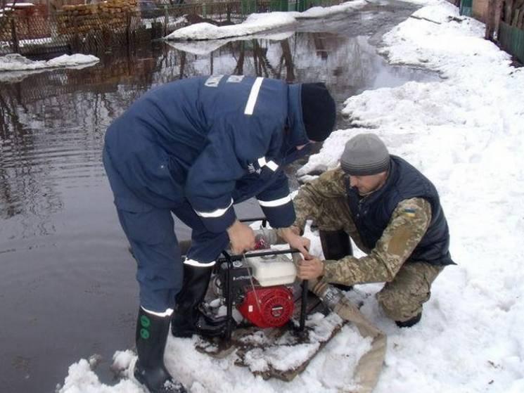 Уникнути потопів: Як у Кременчуці готуються до інтенсивного сніготанення