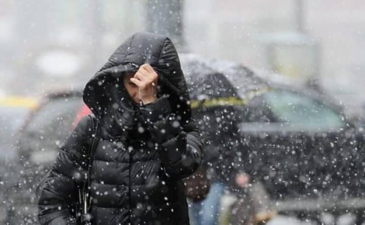 Коли сумчанам варто чекати на дощ та сніг