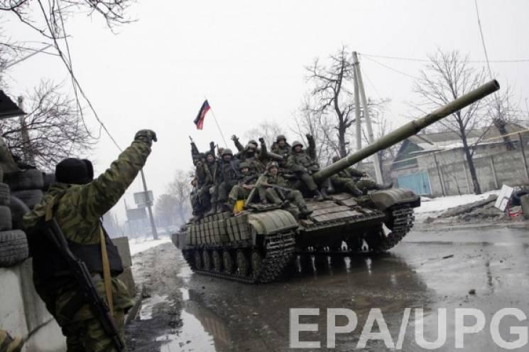 Вранці бойовики влаштували чотири обстріли на Донеччині
