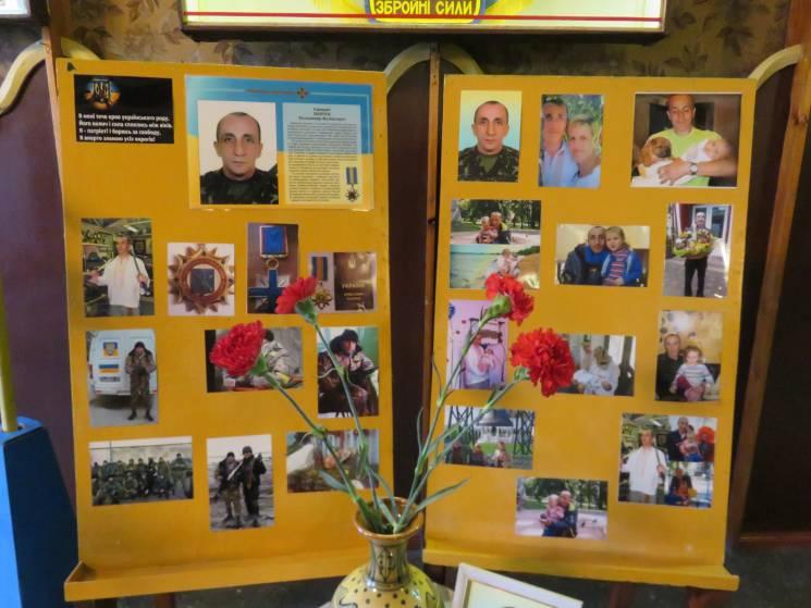 У Хмельницькому відбувся вечір-спомин Героя Володимира Панчука
