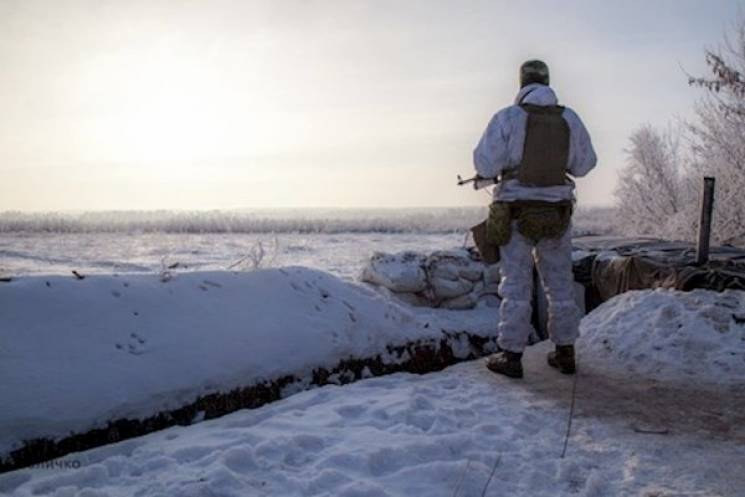 Доба в ООС: Бойовики скоротили кількість обстрілів із забороненого