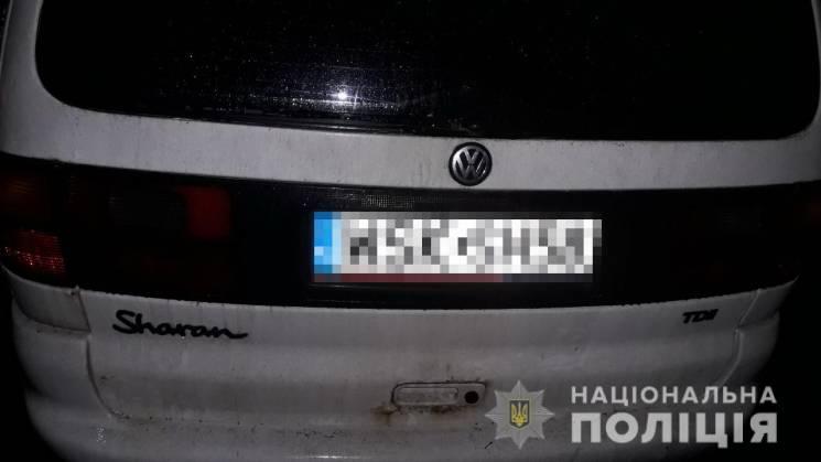 На Закарпатті поліція затримала десятьох п'яних водіїв (ФОТО)