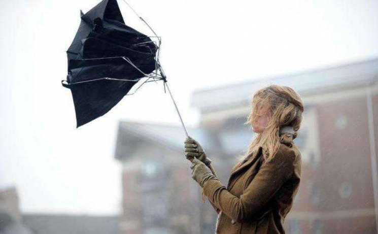 Прикарпатців попереджають про погіршення погодних умов