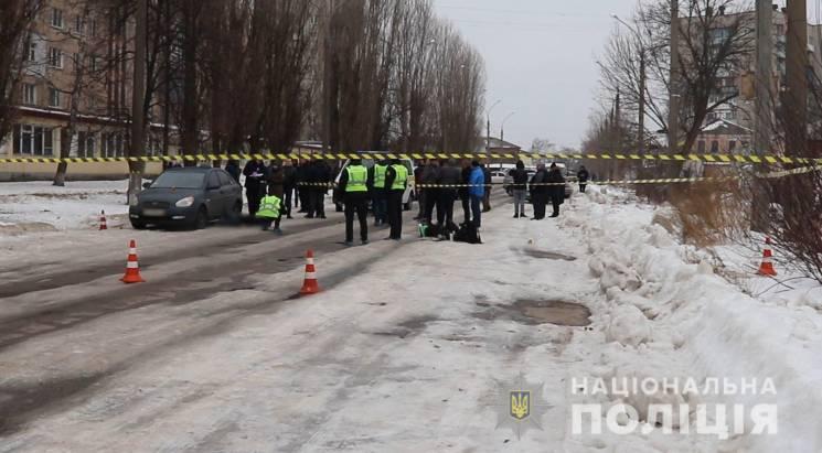 У Харкові жорстоко вбили чоловіка: Поліція шукає злочинця (ВІДЕО, ФОТО)
