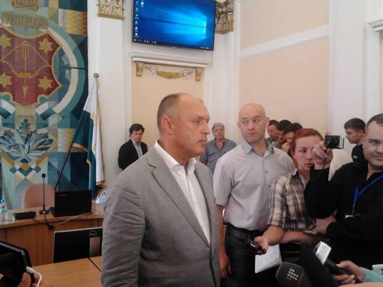 Екс-мер Полтави Мамай став довіреною особою кандидата в президенти Юрія Бойка