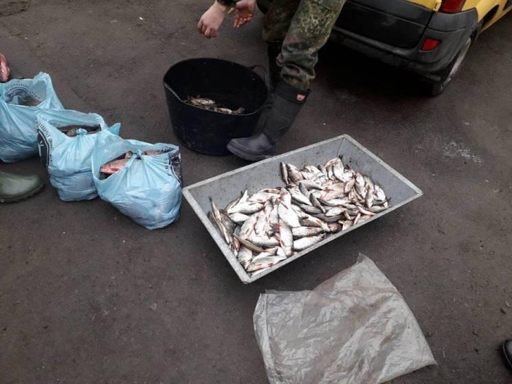 У Тростянецькому районі попалися троє браконьєрів (ФОТО)