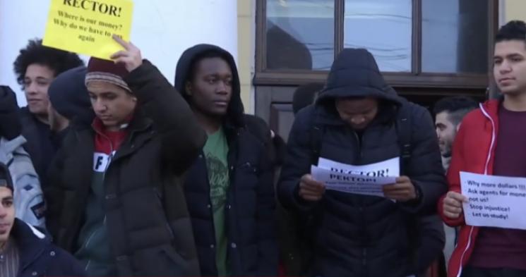 Відраховані 850 іноземців з медвишу в Кропивницькому не мають права відвідувати лекції, - ректор (ВІДЕО)