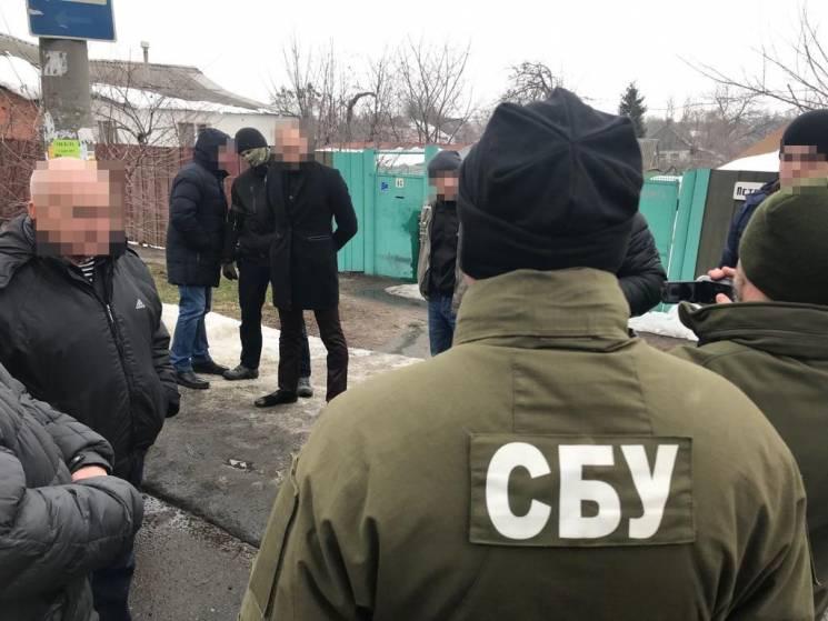 На Сумщині затримали банду вимагачів (ФОТО)