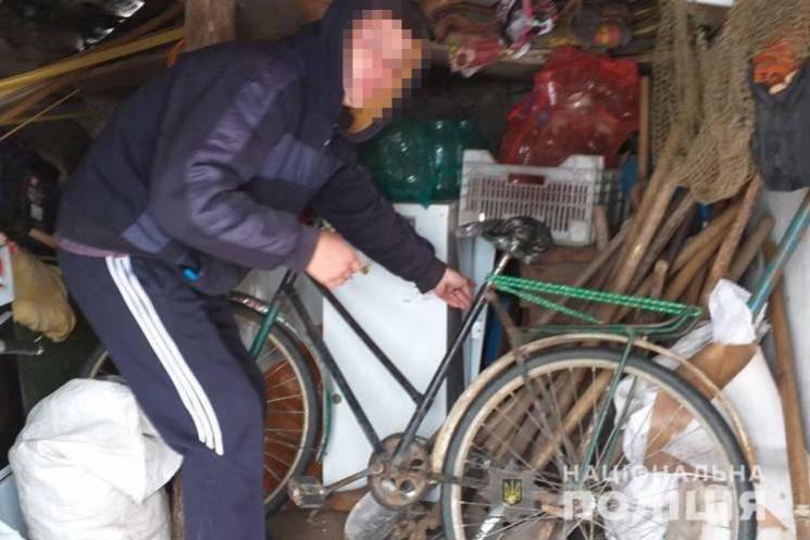 У Калинівському районі затримали серійного злодія (ФОТО)