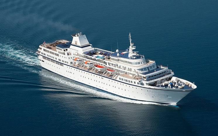 Два круїзних лайнери під іноземними прапорами цьогоріч відвідають Одеський порт