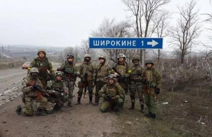 По Травневому та Широкиному: Від опівночі бойовики стріляли двічі