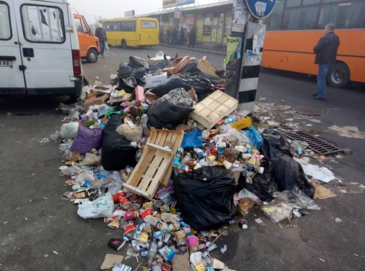 Нереальними справами: Як у Києві гальмують вирішення сміттєвого питання