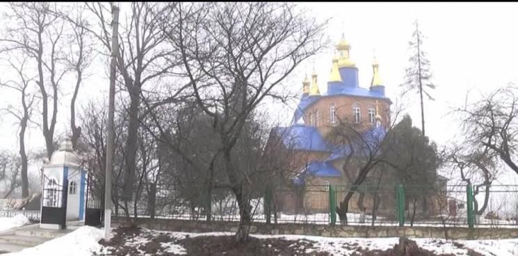 Ще одна парафія Хмельницького району при…