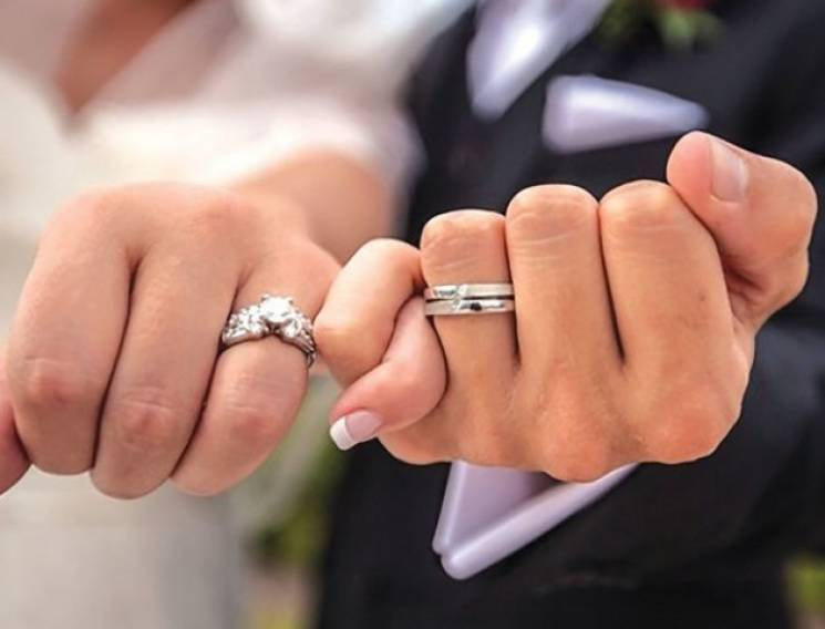 Скільки вінницьких закоханих пар стануть на рушник у День святого Валентина