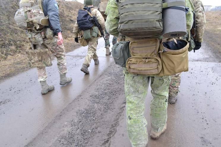 На Хмельниччині спецназівці проходять курс Advance за класифікацією НАТО (ФОТО)