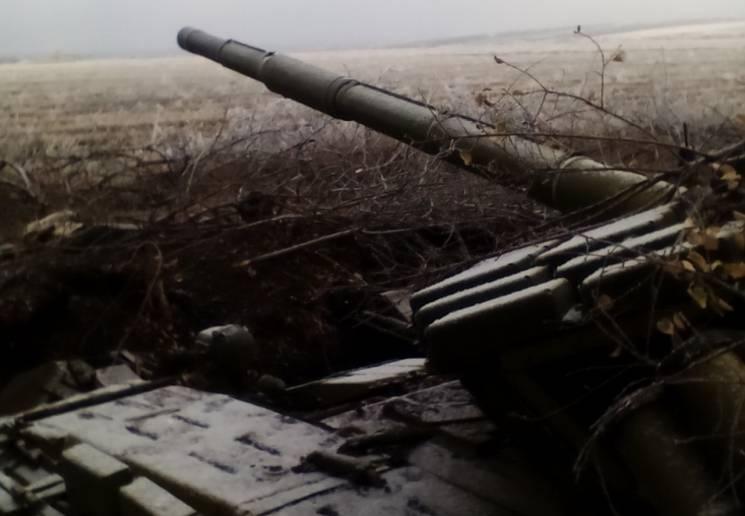 Як криворізькі танкісти вчилися наступати (ВІДЕО)
