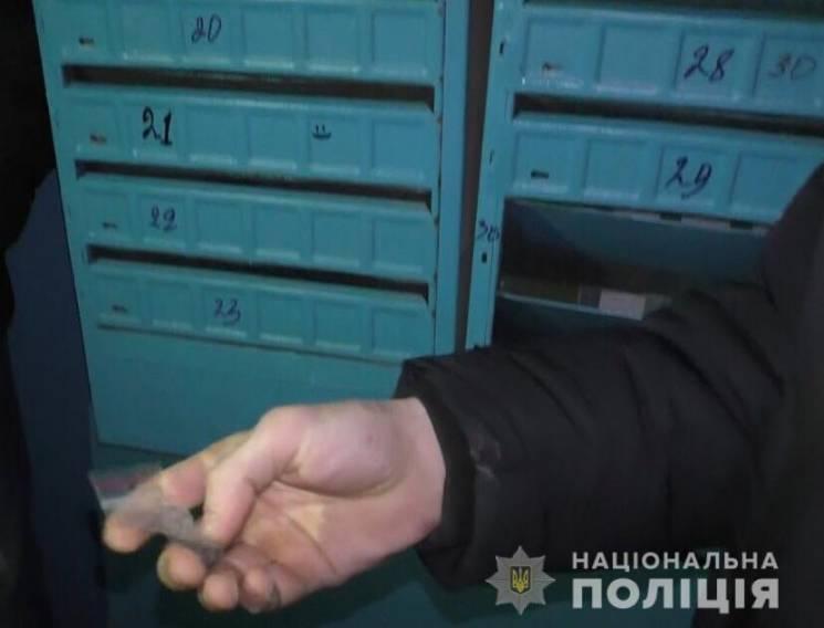 Вінницькій поліції попався наркоторговець із Запоріжжя (ФОТО)