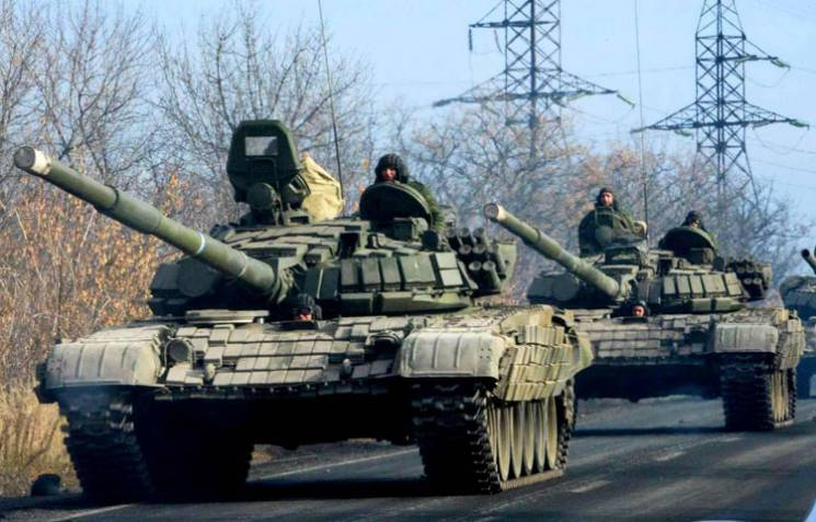 """Підсумки тижня в """"ЛНР"""": Життя без світла та 33 загадкових танки"""