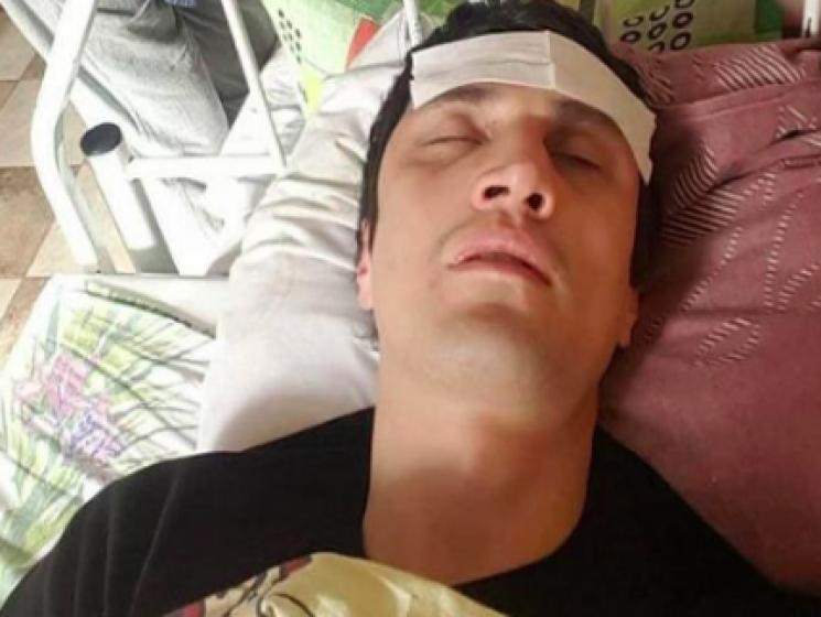 На России избили главреда-расследователя…