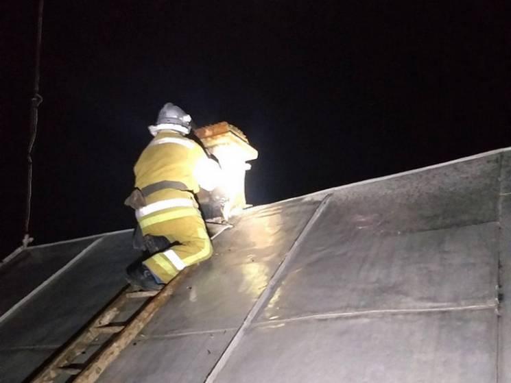 На Полтавщині рятувальники загасили поже…
