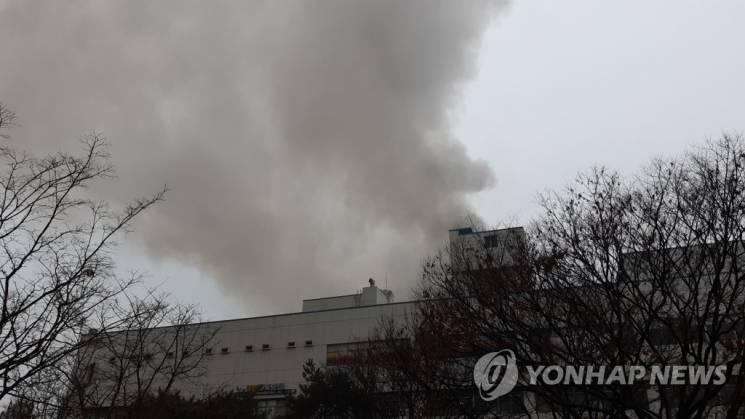 У Південній Кореї загорілася сауна: Є за…