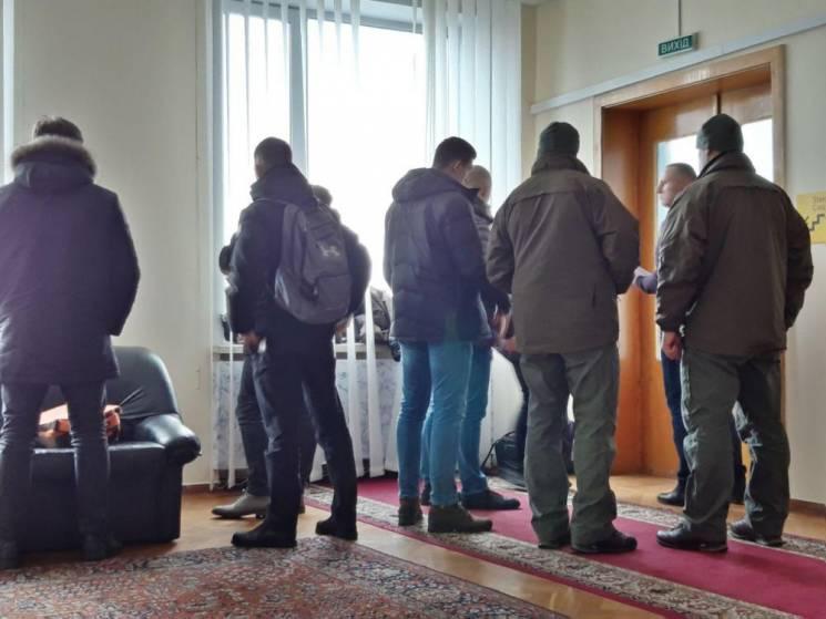 НАБУ здіснює обшуки в Полтавській облдер…