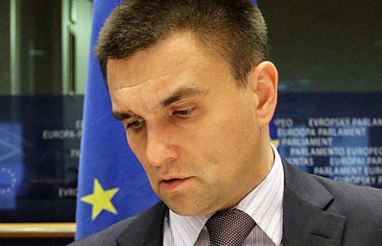 Климкин пообщался с главами МИД РФ, Франции и Германии о встрече в Астане