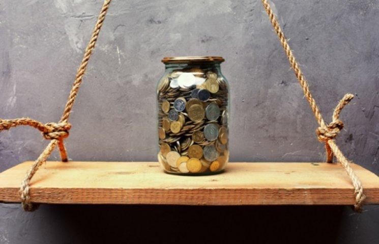 В 2014 году инфляция в Украине составила почти 25%