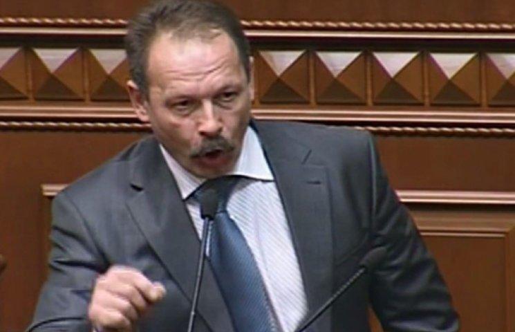 Депутат від фракції Порошенка на всю країну заявив, що Путін - ху...ло