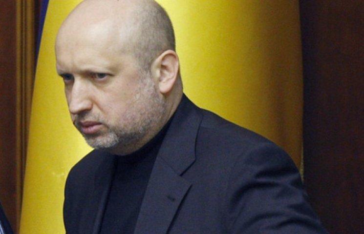 Нардепи залишили Турчинова без мандата