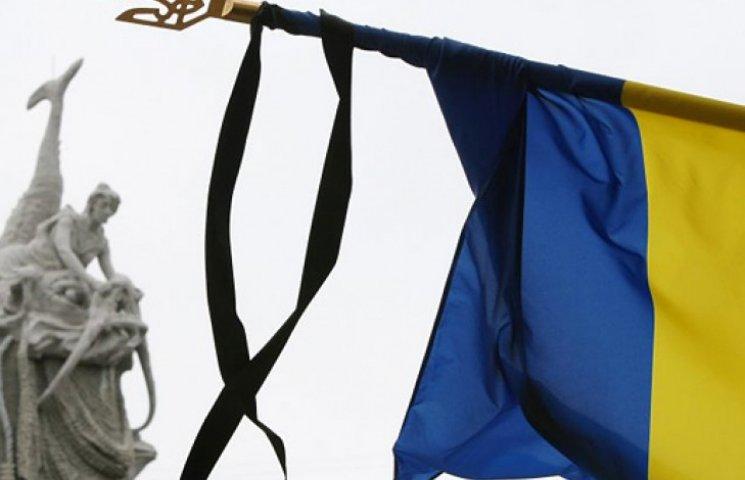 15 января в Украине объявлен днем траура по погибшим под Волновахой – Порошенко