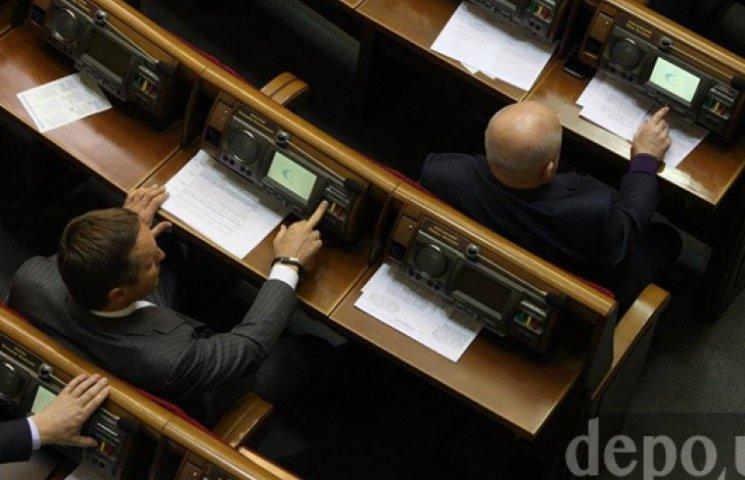 Рада утвердила указ Порошенко о мобилизации в 2015 году