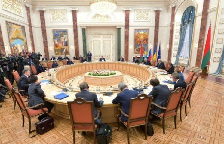 Мінська зустріч щодо України не відбудеться