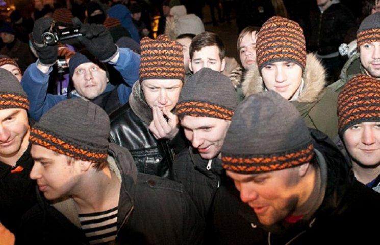 Московские «титушки» избили активистов и разгромили ресторан
