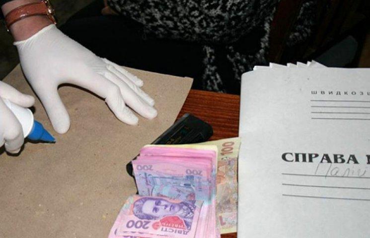 Глава управления тыла Нацгвардии «погорел» на взятке в 230 тыс. гривен