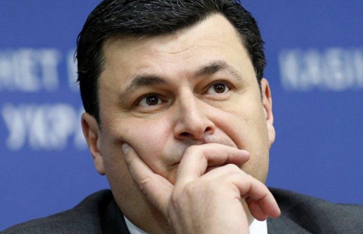 Квиташвили начнет реформу украинской медицины с Киева