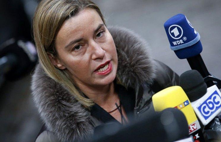 Євросоюз готує удар по російській пропаганді – Могеріні