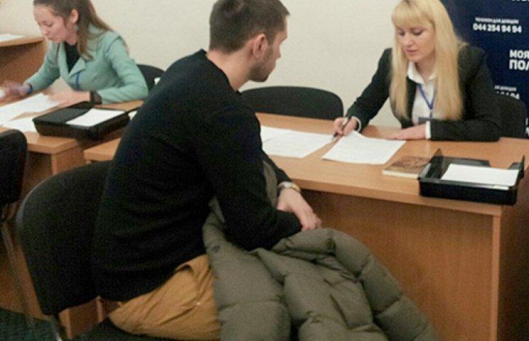 За сутки четыре тысячи украинцев изъявили желание служить в патрульной полиции